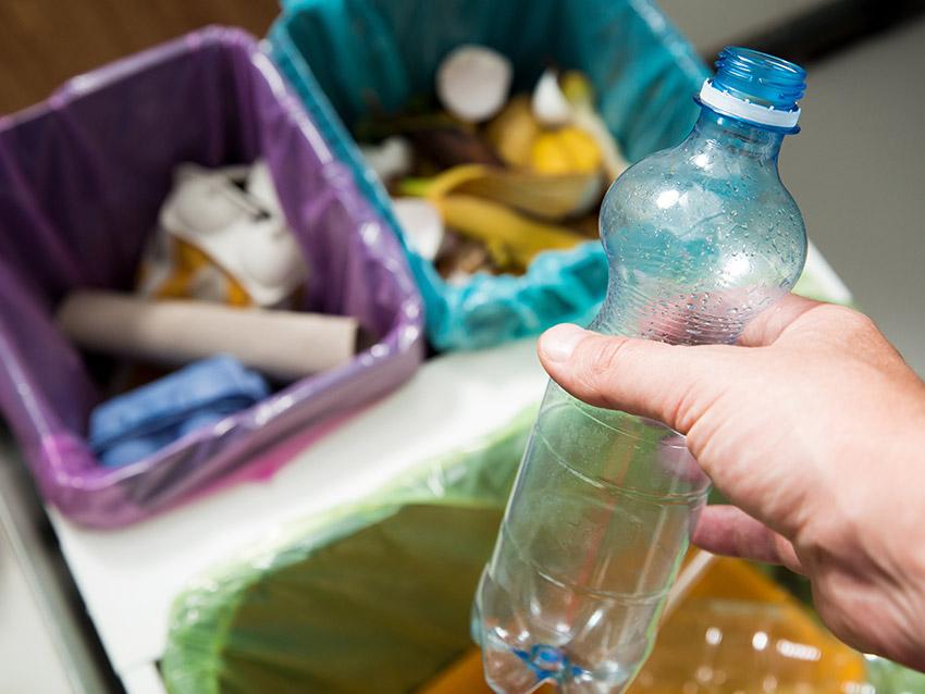 Servizio gestione raccolta rifiuti urbani