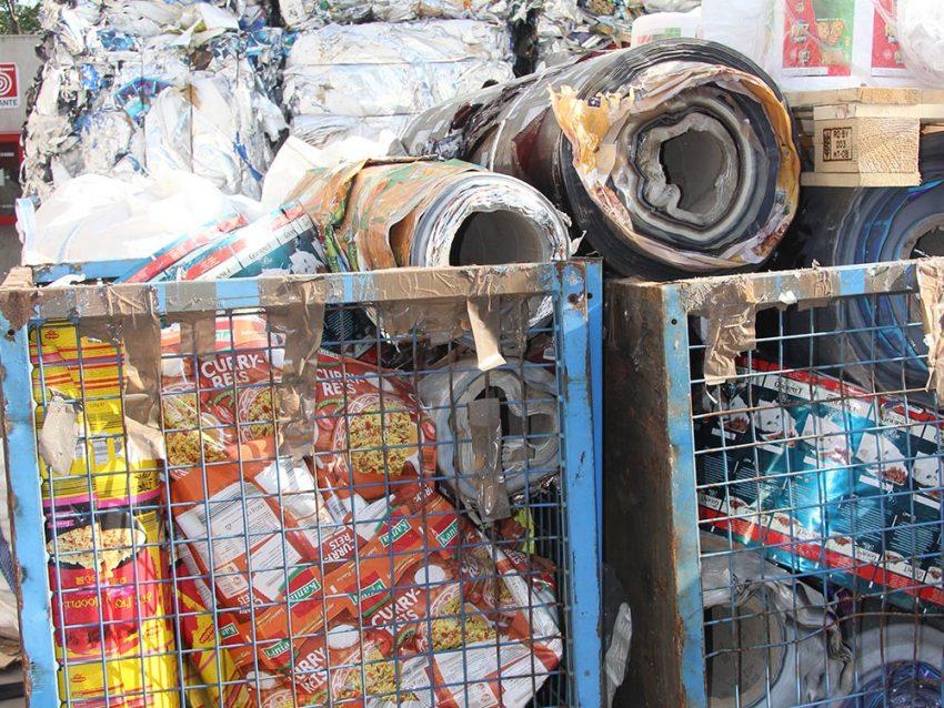 Impianto di trattamento rifiuti