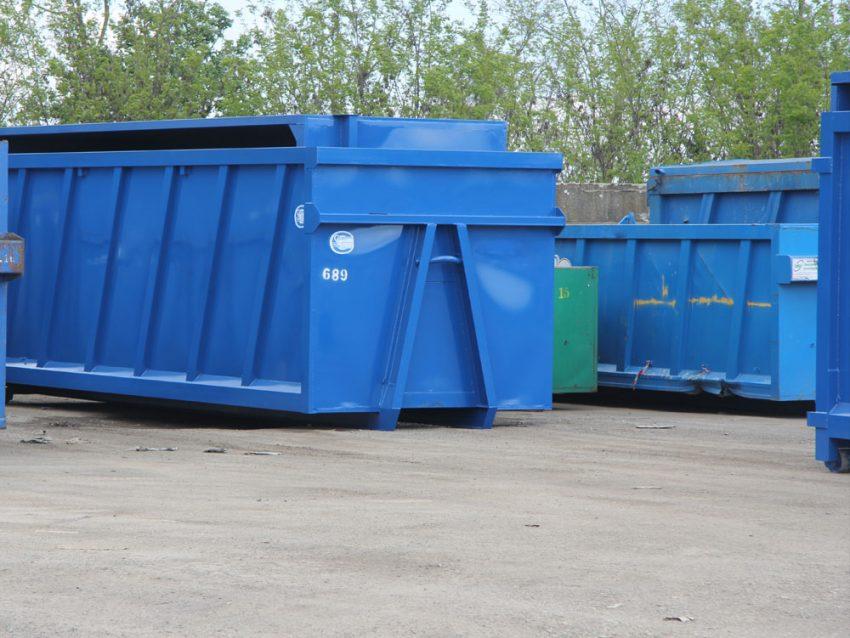 Noleggio cassoni, press container e compattatori